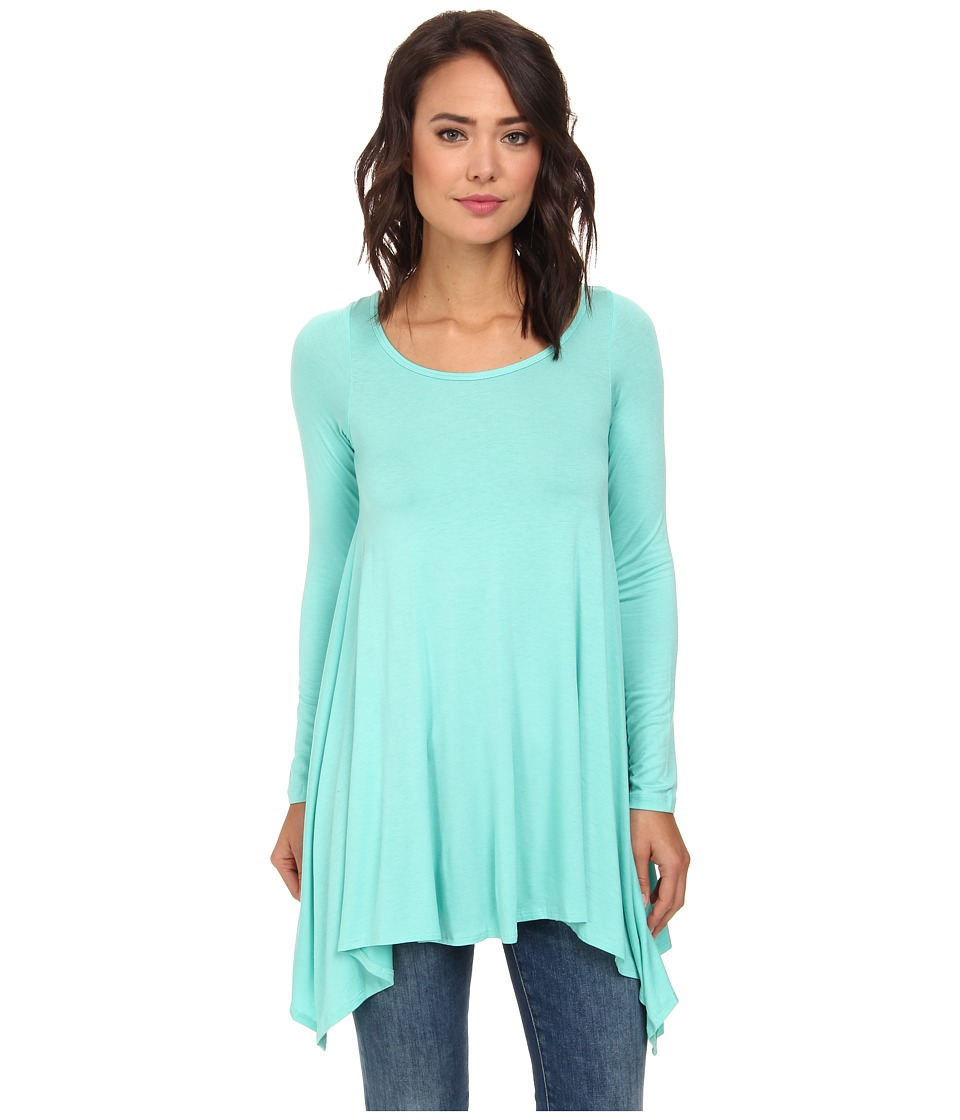 Culture Phit - Julie Tunic (Mint) Women's Blouse