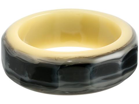 Sam Edelman - Carved Resin Bangle Bracelet (Neutral) Bracelet