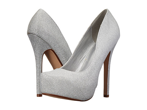 Call it SPRING - Jeriralia (Silver) High Heels