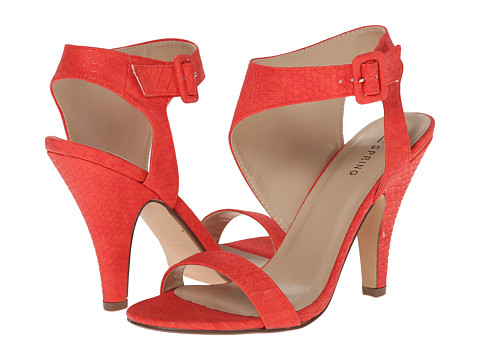 Call it SPRING - Jennah (Coral) High Heels