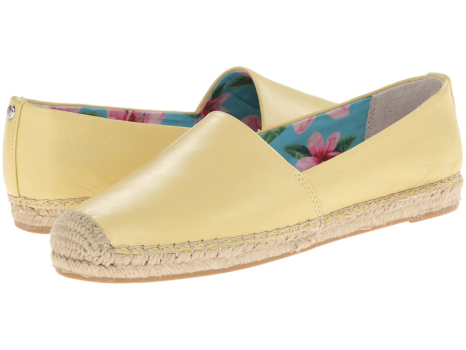 Sam Edelman - Lynn (Lemon Wash) Women's Slip on Shoes