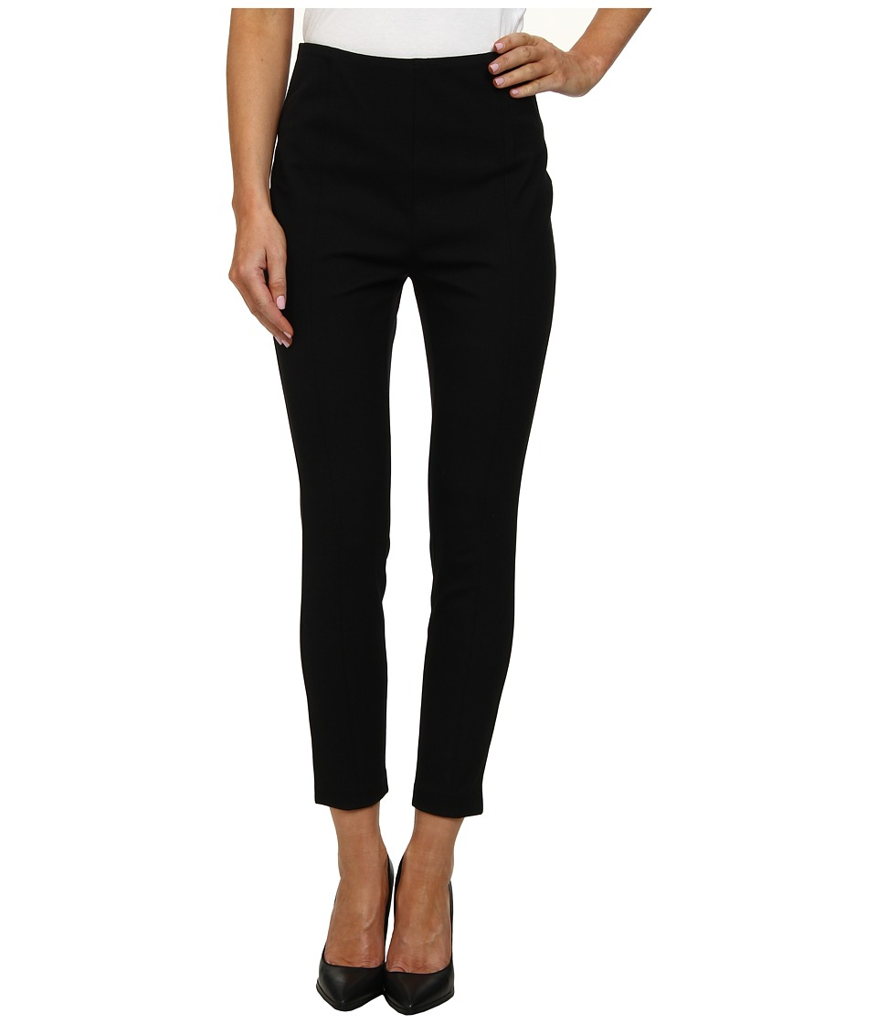 Lysse - Twill Cigarette Pants (Black) Women's Casual Pants