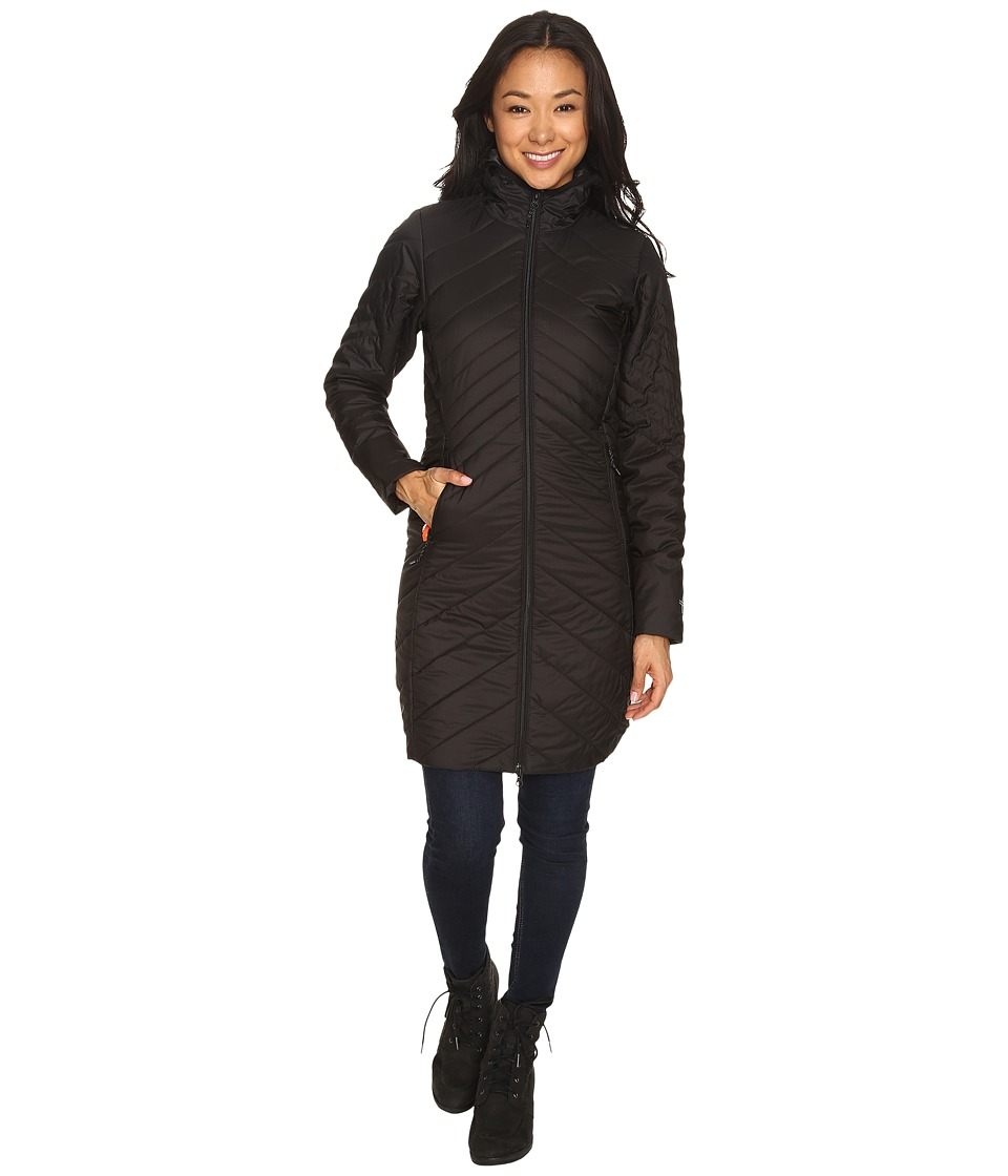 Icebreaker - Stratus 3Q Jacket (Black/Monsoon/Black) Women's Coat