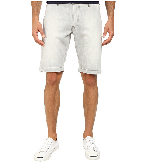Agave Denim - Griff Oceanside Flex Shorts (Stone) Men's Shorts