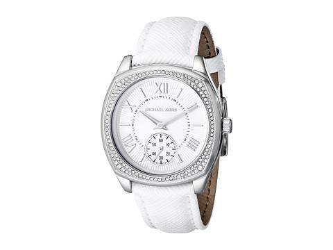 Michael Kors - MK2385 - Bryn (Silver/White) Watches