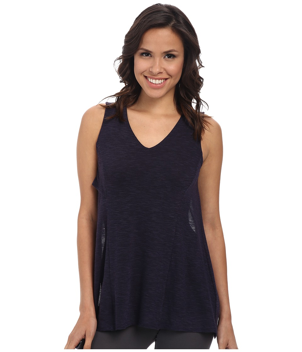 Lysse - Yucca Tunic Top (Eclipse) Women's Sleeveless