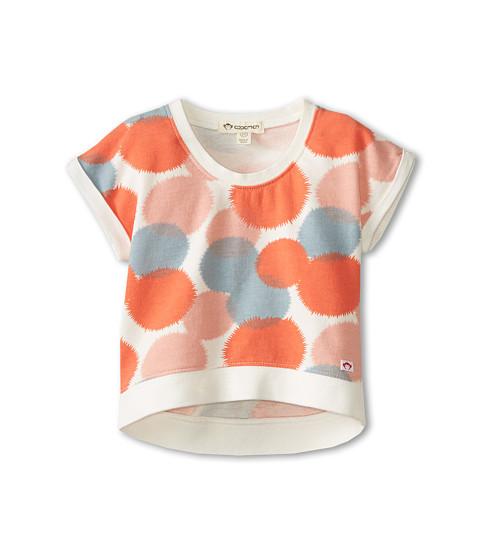 Appaman Kids - Super Soft Rolled Sweatshirt (Toddler/Little Kids/Big Kids) (Dots) Girl