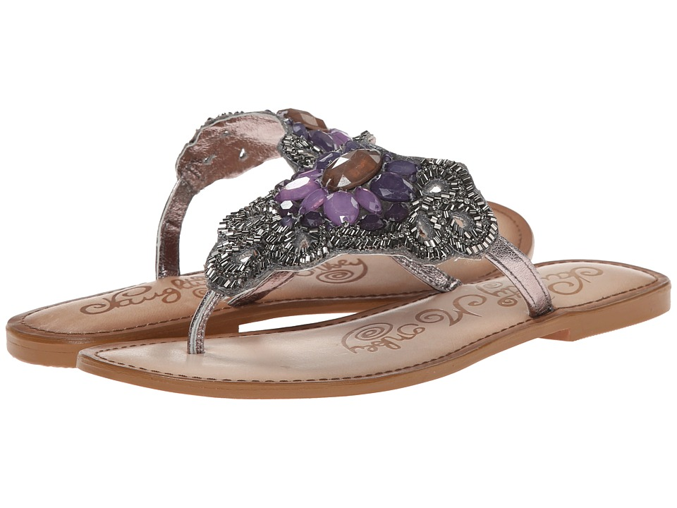 Naughty Monkey - Lilac Dreams (Pewter) Women's Sandals