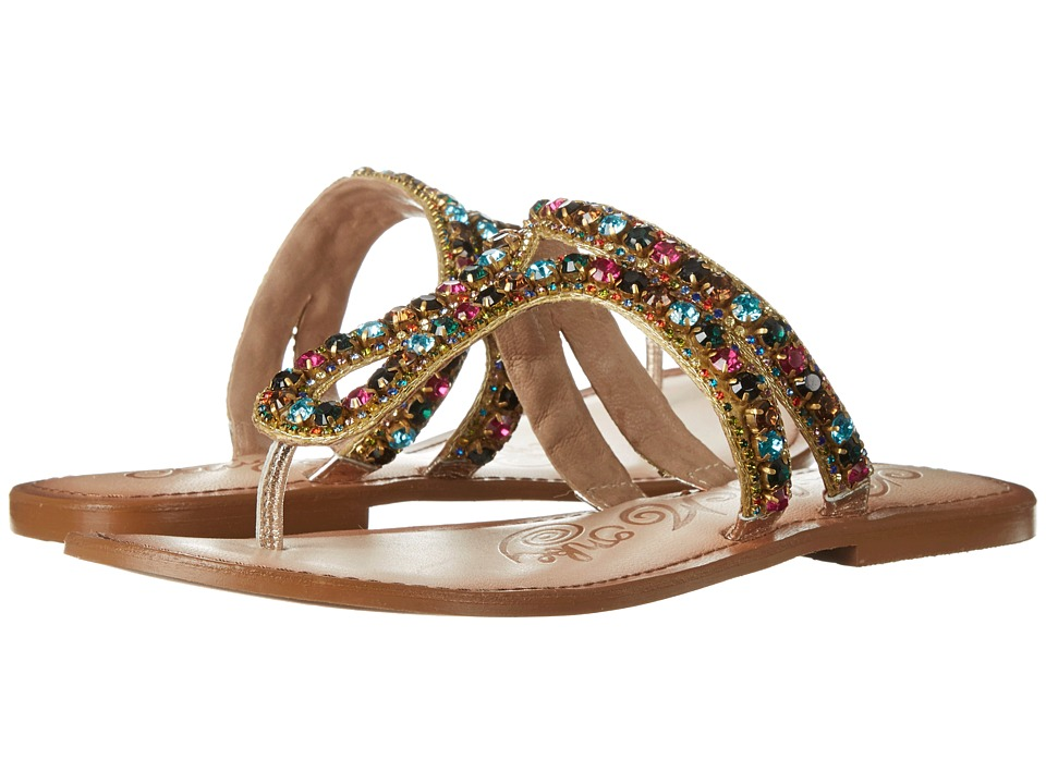 Naughty Monkey - Field Of Dreams (Multi) Women's Sandals