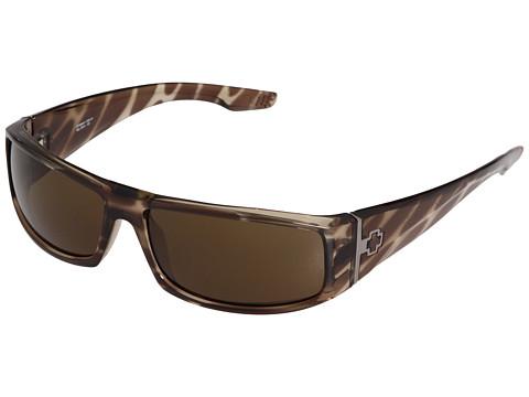 Spy Optic - Cooper (Tortoise Bronze/Bronze Lens) Plastic Frame Sport Sunglasses