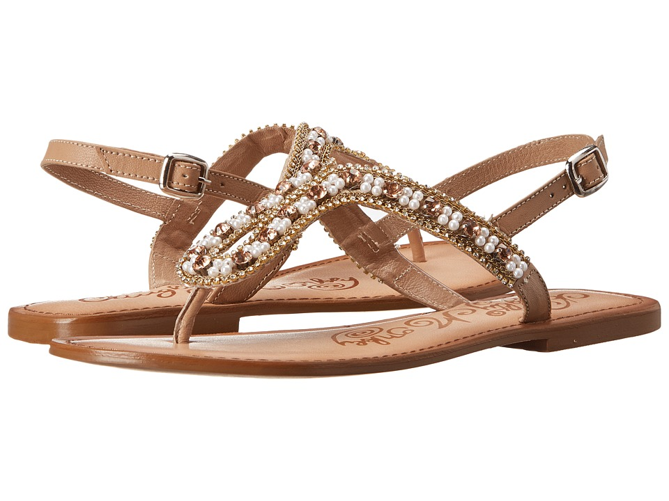 Naughty Monkey - Festival Fairy (Nude) Women's Sandals