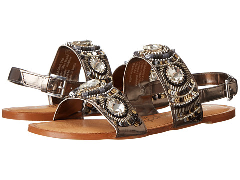 Naughty Monkey - Bubble Pop (Pewter) Women's Sandals