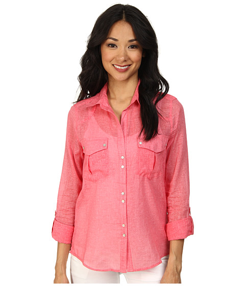 KUT from the Kloth - Maggie Top (Sunrise) Women's Blouse