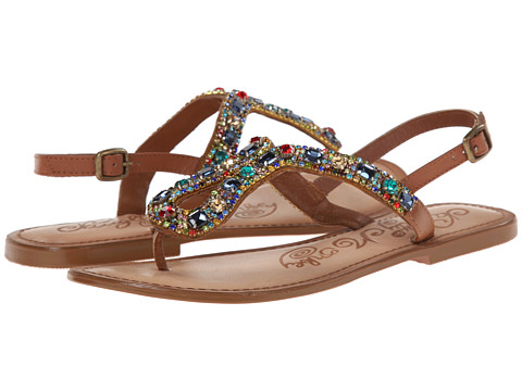 Naughty Monkey - Ring Teaser (Multi) Women's Sandals