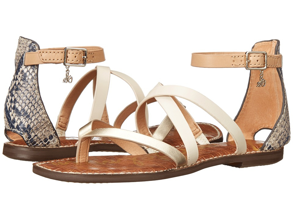Sam Edelman - Gilroy (Polish Metallic) Women's Sandals