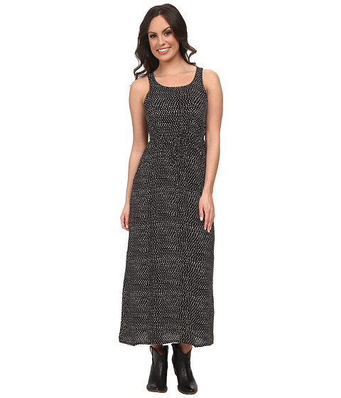 Lucky Brand - Polka Dot Dress (Black Multi) Women's Dress