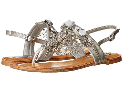 Not Rated - Drop of Water (Silver) Women's Sandals