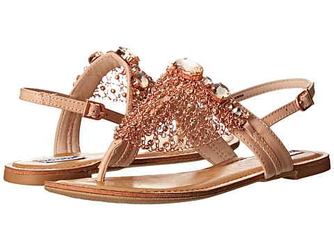 Not Rated - Drop of Water (Rose Gold) Women's Sandals