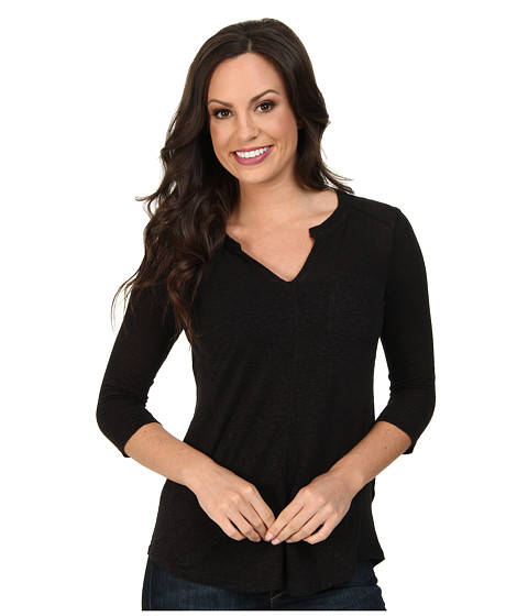 Lucky Brand - Pocket Tunic (Lucky Black) Women