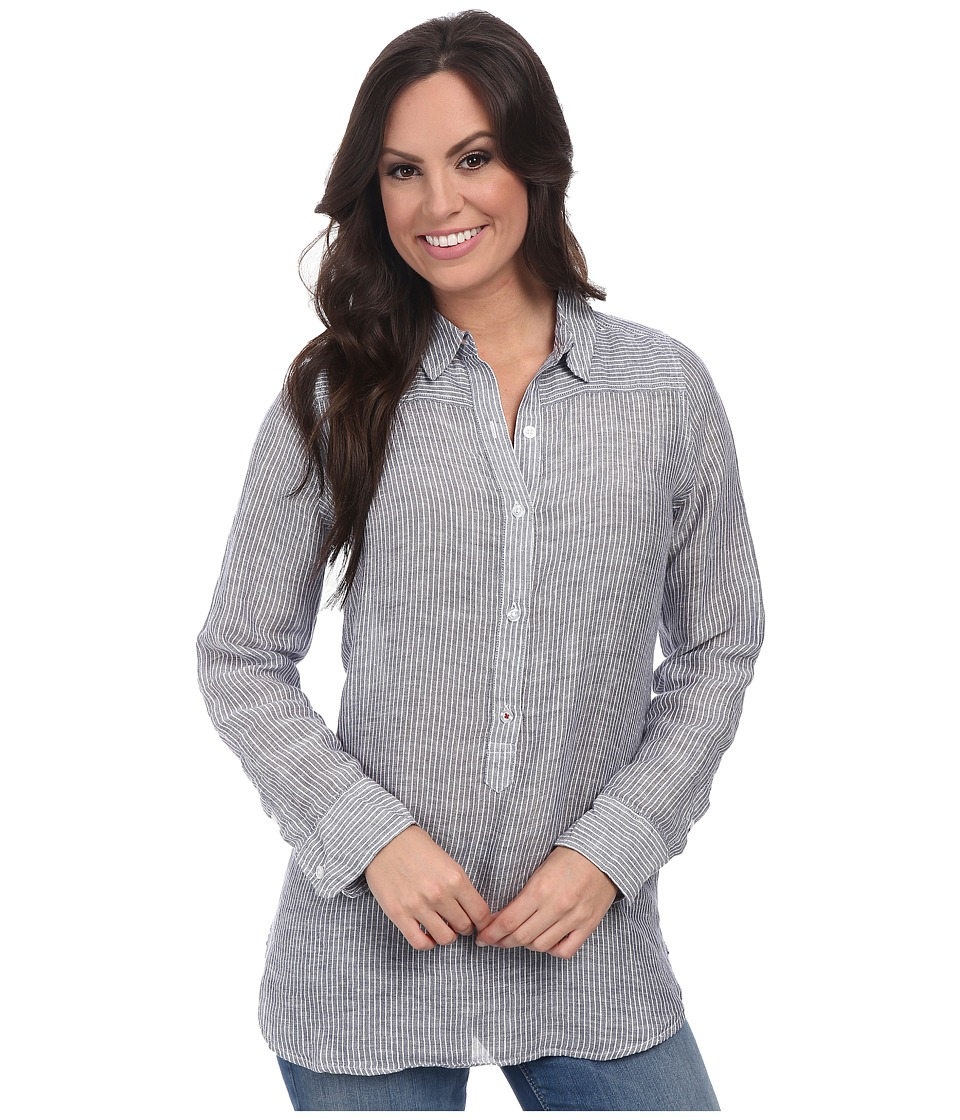 Lucky Brand - Stripe Tunic (Navy Multi) Women