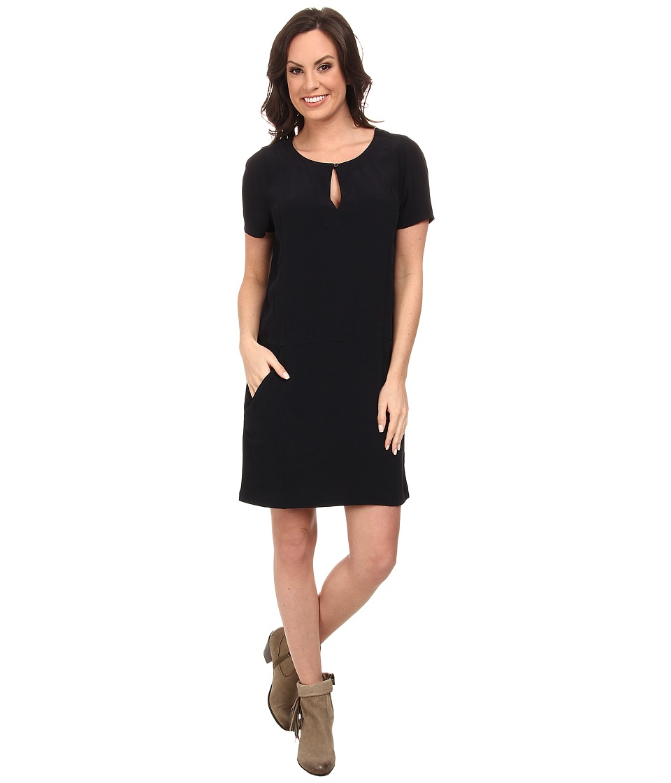 Lucky Brand - Shift Dress (Lucky Black) Women's Dress