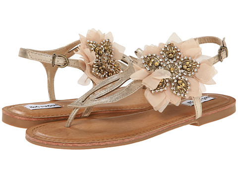 Not Rated - Flower Hill (Gold) Women's Sandals