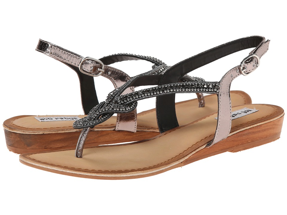 Not Rated - Bird Rock (Pewter) Women's Sandals