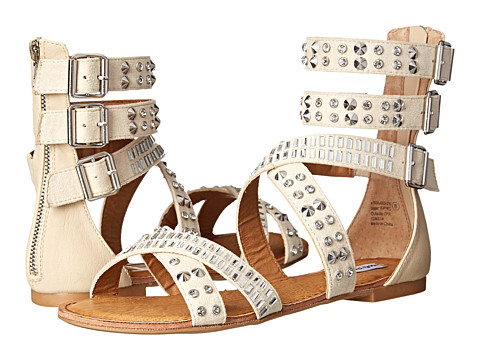 Not Rated - Sand Castles (Cream) Women's Sandals