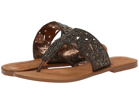 Not Rated - Dana Point (Bronze) Women's Sandals