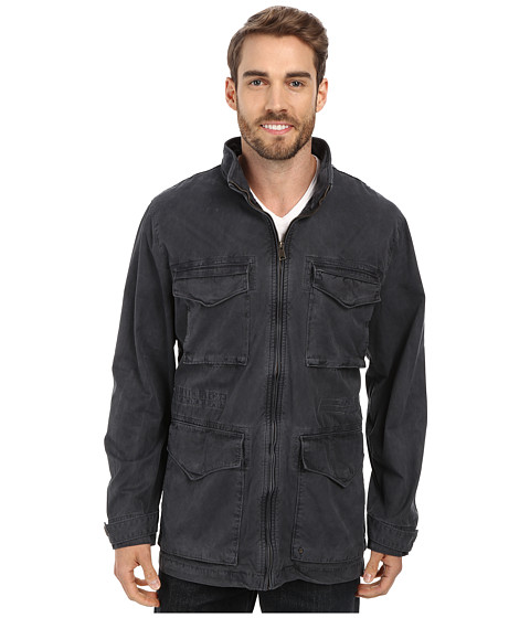 Lucky Brand - Field Jacket (True Black) Men's Coat