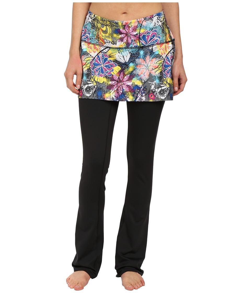 Skirt Sports - Tough Girl Skirt (Tantrum Print) Women's Skort