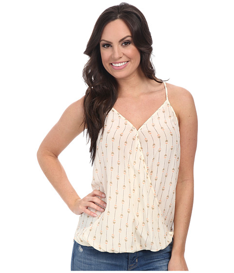 Lucky Brand - Tala Tank Top (Natural Multi) Women's Sleeveless
