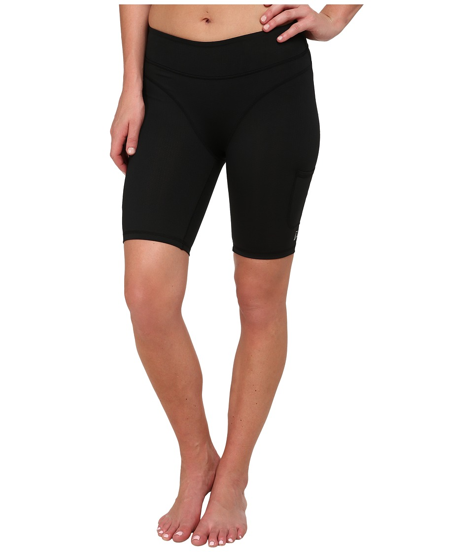 Skirt Sports - Shorties - 8 Inch (Black) Women's Shorts