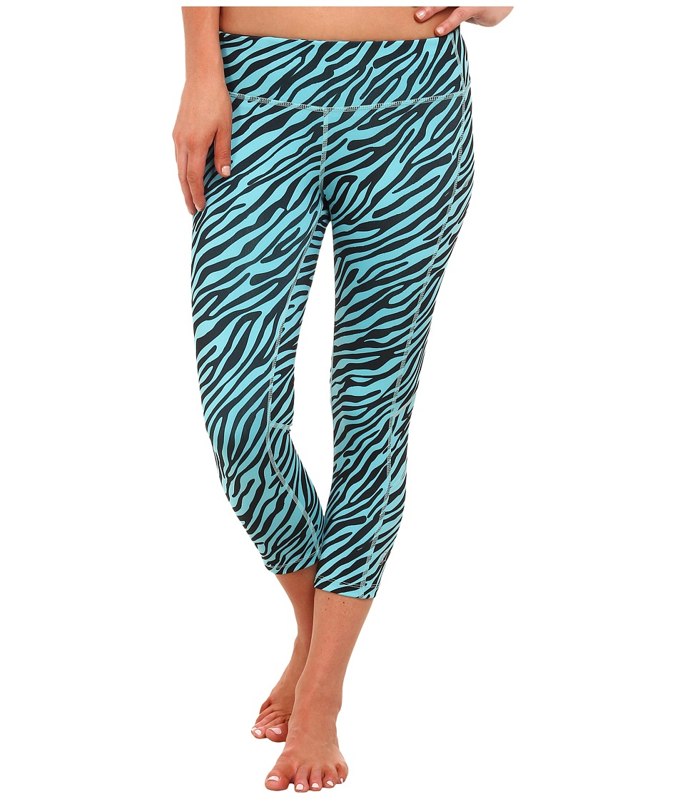 Skirt Sports - Redemption Capri (Safari Print) Women's Capri