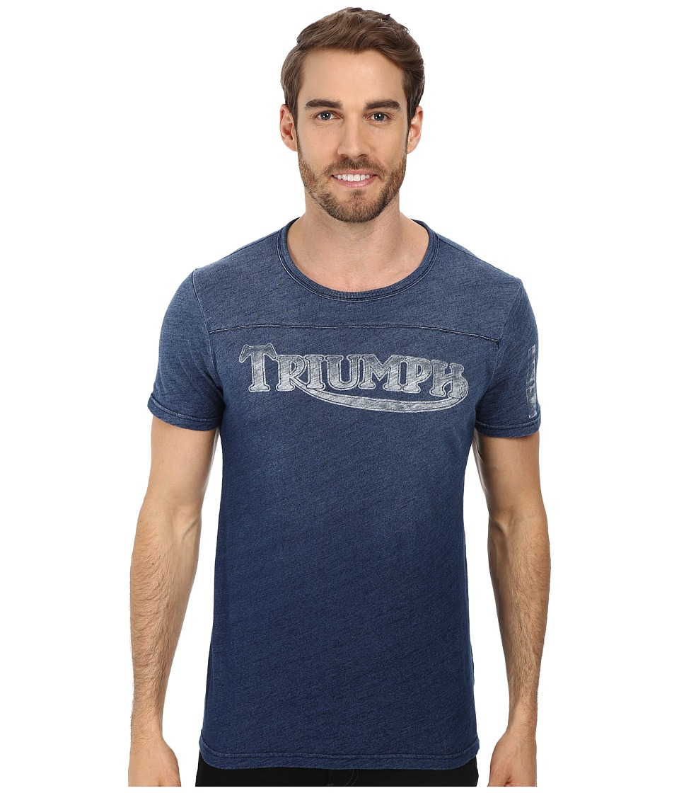 Lucky Brand - Triumph Jersey (Indigo) Men's Clothing