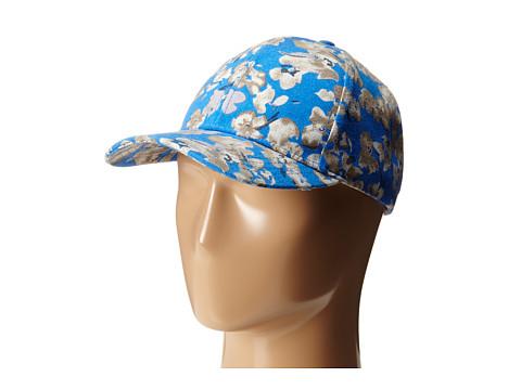 Vince Camuto - Neon Baseball (Blue) Baseball Caps