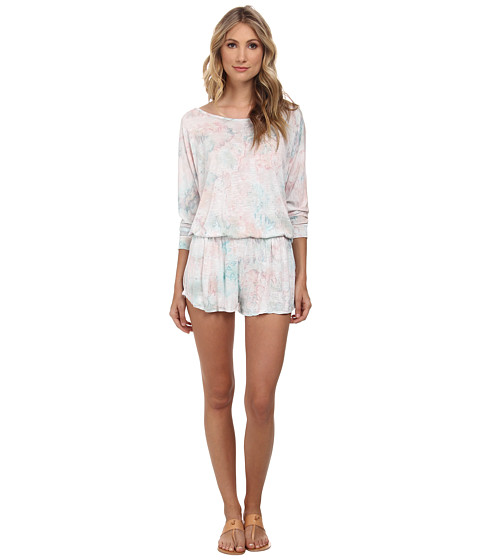 Young Fabulous & Broke - Jasmin Romper (Sky Solstice) Women's Jumpsuit & Rompers One Piece