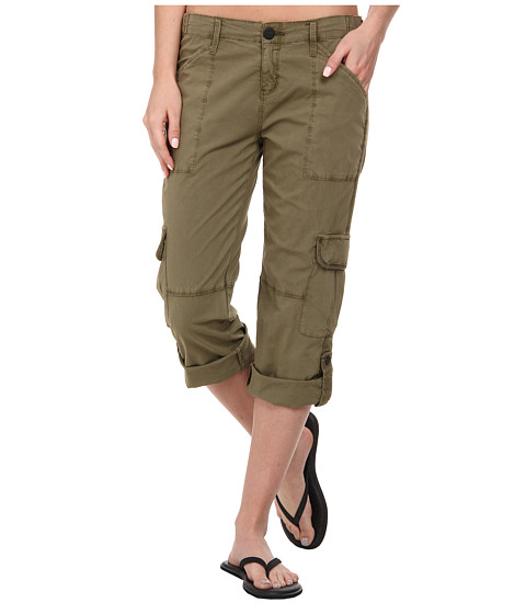 Sanctuary - Nature Crop (Safari) Women's Clothing