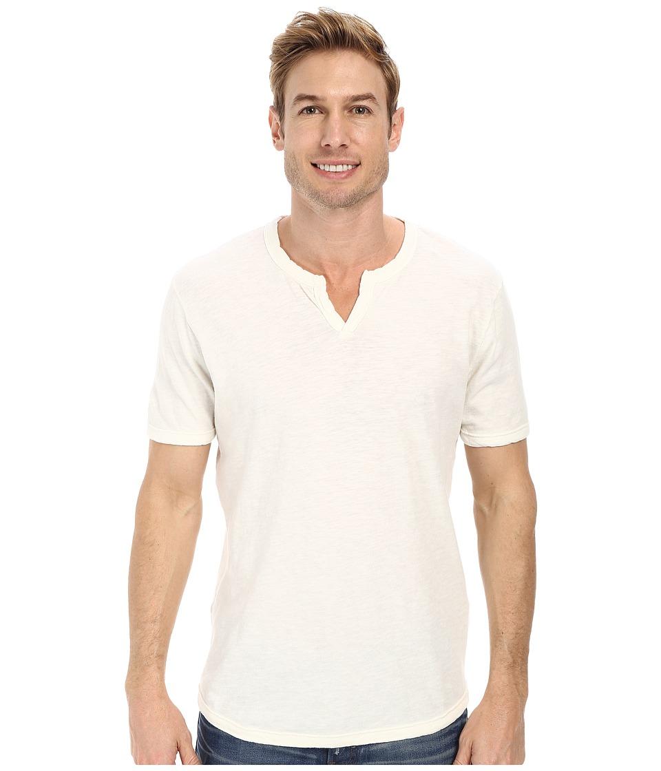 Lucky Brand - Slub Notch (Marshmellow) Men's Clothing