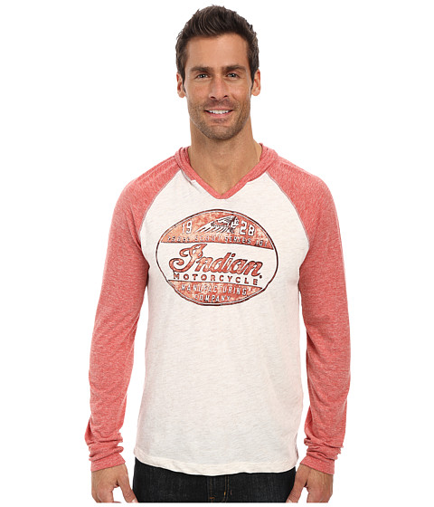 Lucky Brand - Indian Scout 101 (Multi) Men's T Shirt