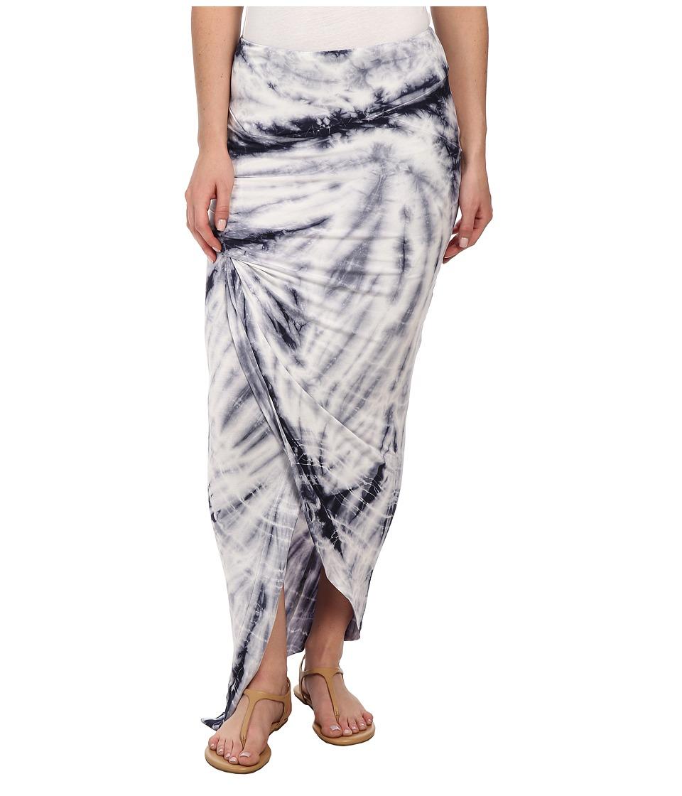 Young Fabulous & Broke - Sassy Skirt (Grey Dreamer Wash) Women's Skirt