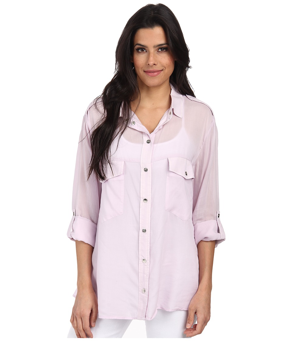 Sanctuary - Boyfriend Shirt (Sweet Pea) Women's Clothing