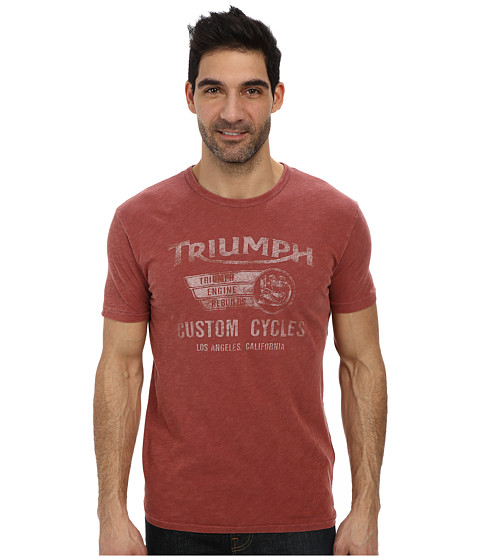 Lucky Brand - Triumph Custom Cycles (Bossa Nova) Men's Clothing