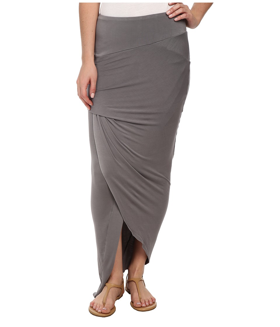 Young Fabulous & Broke - Sassy Skirt (Grey) Women's Skirt