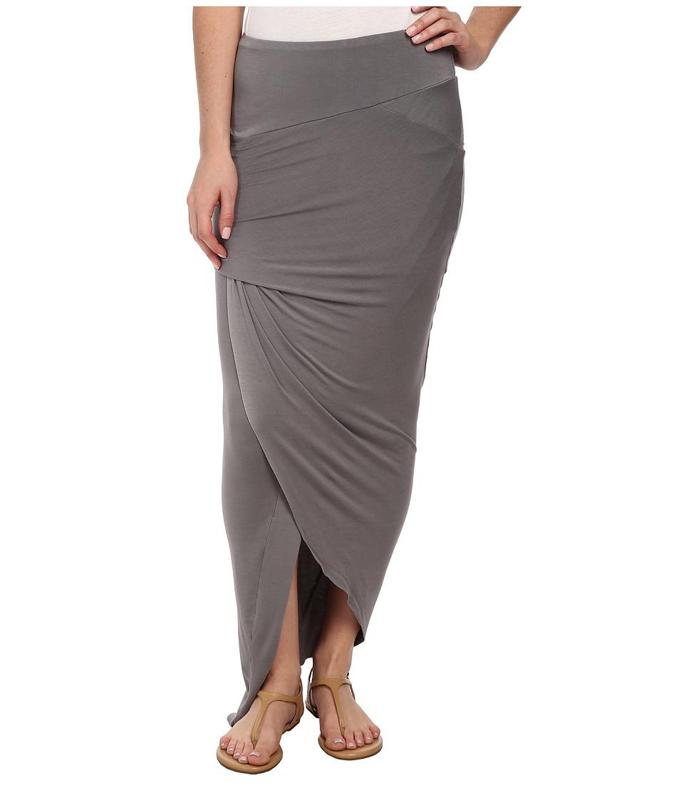 Young Fabulous & Broke - Sassy Skirt (Grey) Women's Skirt