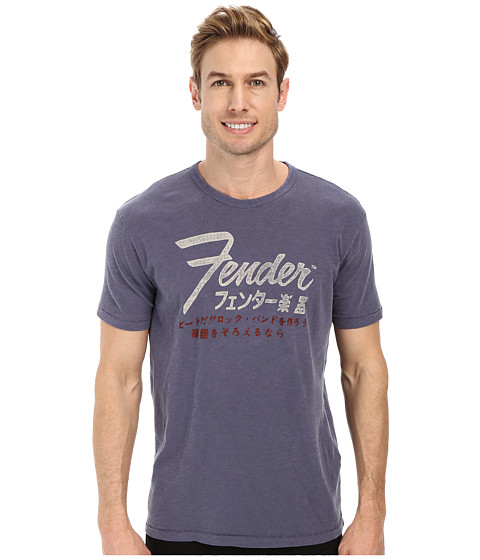 Lucky Brand - Fender Japan (American Navy) Men's Clothing