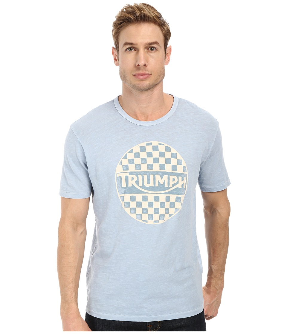 Lucky Brand - Triumph Checker (Angel Falls) Men's Clothing