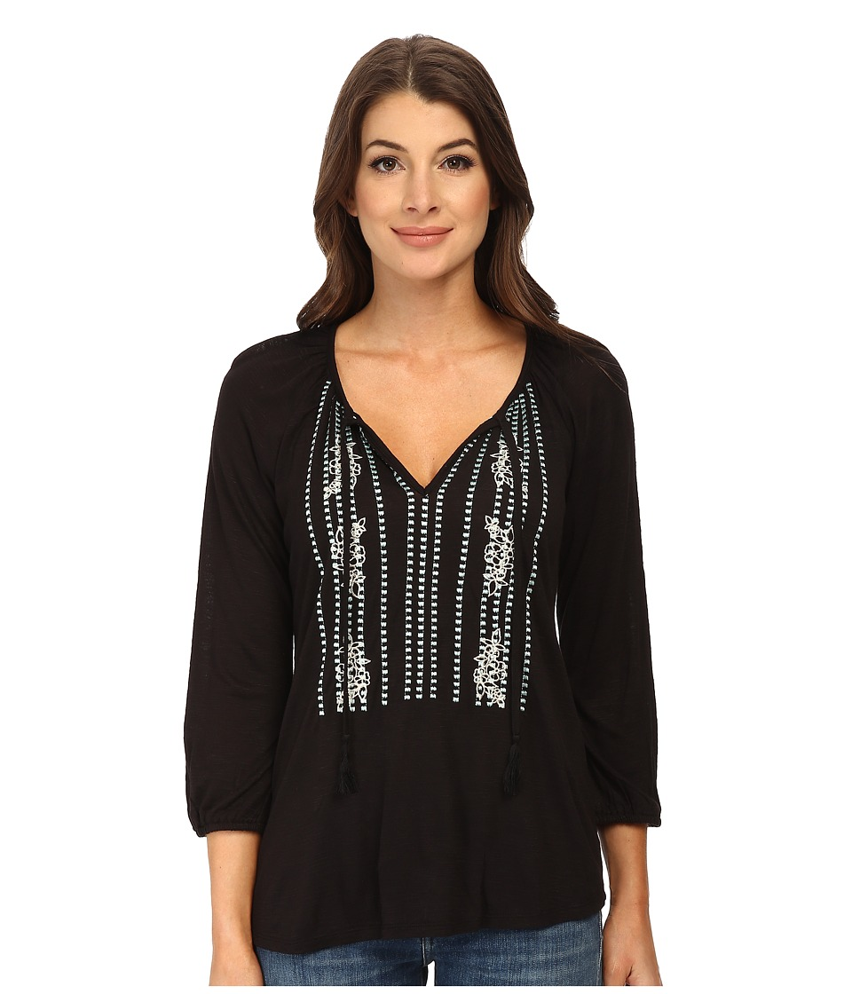 Sanctuary - Market Boho (Black) Women's Clothing