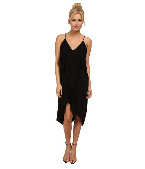 Young Fabulous & Broke - Lora Dress (Black) Women's Dress