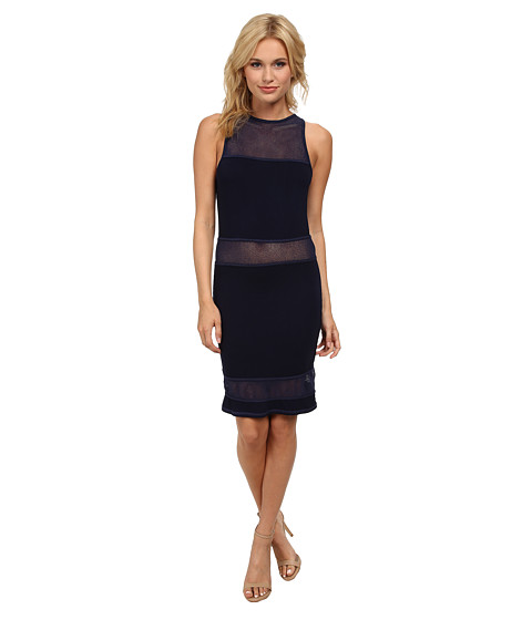 Young Fabulous & Broke - Dean Dress (Navy) Women's Dress